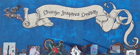 Change Inspires Creativity