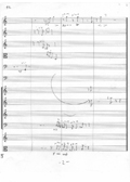"Richard Burdick's Chamber symphony #8 Raga & Tao: Views of spiral Galaxies"", opus 138, page 3"