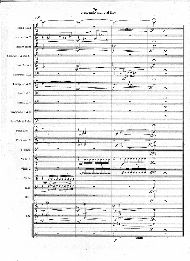 "Richard Burdick's ""The Waltz"" for orchestra, Opus 85"